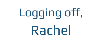 Logging off, Rachel | Video Games | Blogging | DoublexJump.com