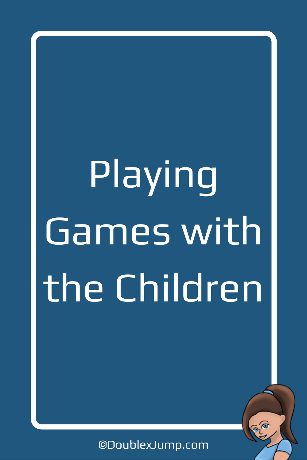 Playing Games with the Children | Video Games | Gaming | Game Blog | DoublexJump.com